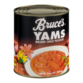 Bruce's Yams Mashed Sweet Potatoes