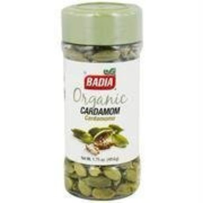 Badia Organic Cardamon, 1.75-Ounce