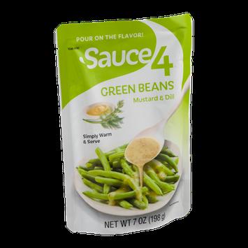 Sauce 4 Green Beans Mustard & Dill