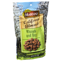 Mariani Wasabi and Soy California Almonds