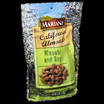 Mariani Wasabi and Soy California Almonds