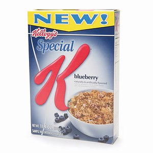 Special K® Kellogg Blueberry Cereal