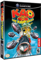 Atari Kao the Kangaroo 2