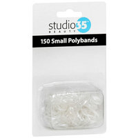 Studio 35 Small Clear Polybands
