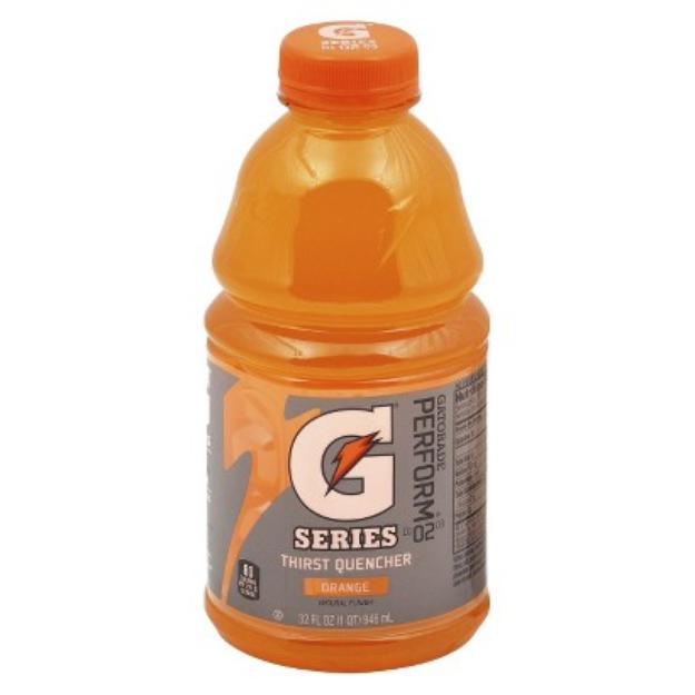 Gatorade Orange Sports Drink 32 oz