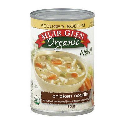 Muir Glen Reduced Sodium Chicken Noodle Soup