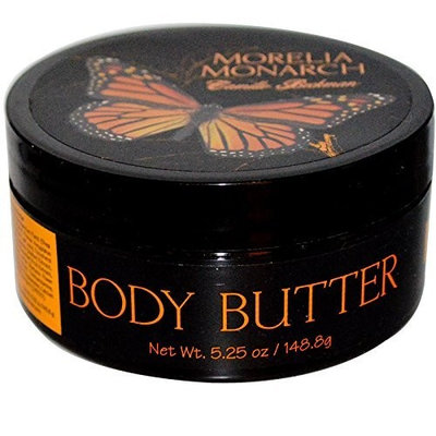 Camille Beckman Body Butter, Morelia Monarch, 5.25 Ounce
