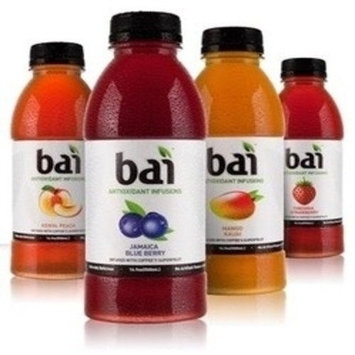 Bai Coffee Berry Antioxidant Fruit Juice-Mango Kauai
