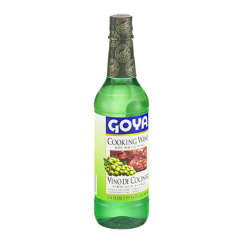 Goya Cooking Wine Dry White