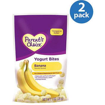 Parent's Choice Banana Yogurt Bites