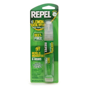 Repel Lemon Eucalyptus Insect lent  Pen-Size Pump Spray