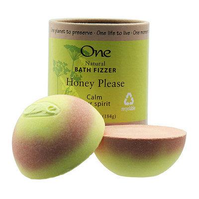 Bath Fizzer - Honey Please 6.1oz