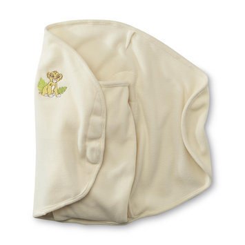 Crown Crafts Infant Products, Inc. Disney Baby Infant's Swaddle The Lion King - CROWN CRAFTS INFANT PRODUCTS, INC.