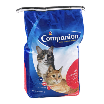 Companion Non-Clumping Cat Litter Scented