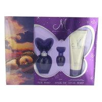 Mariah Carey M Women Gift Set (Eau De Parfum Spray, Moisturizing Body Lotion, Parfum Mini)