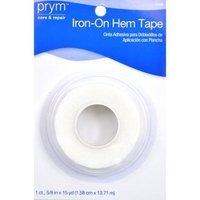 Prym Consumer USA Prym 15 yd Iron-On Hem Tape
