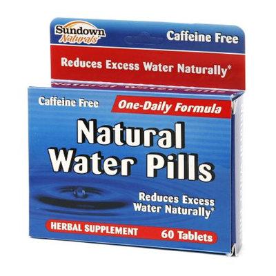 Sundown Naturals Natural Water Pills