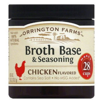 ORRINGTON FARMS 108 ORRINGTON FARMS BASE GRNLR CHKN NAT - Pack of 6 - 6 OZ