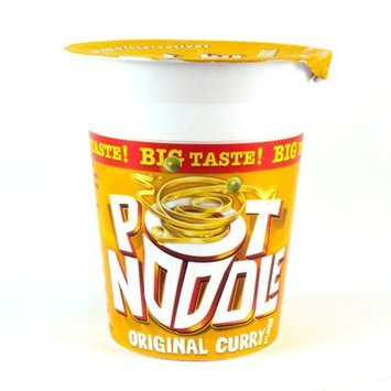 Original Curry Pot Noodle (Pack of 12)