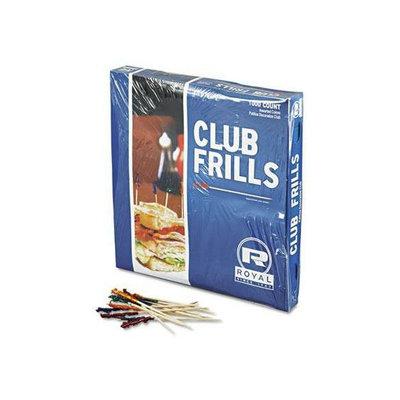 Royal R812W Club Frill