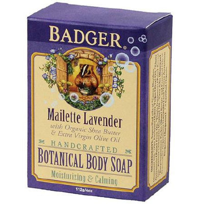 Badger Botanical Body Soap