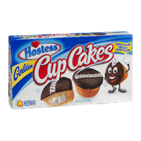 Hostess Cup Cakes Golden - 8 CT