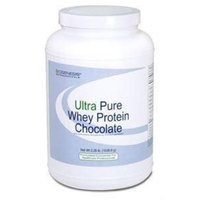 BioGenesis - Ultra Pure Whey Protein - Chocolate 2.5 lb Health and Beauty