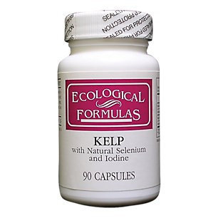 Ecological Formula Kelp With Natural Selenium Iodine