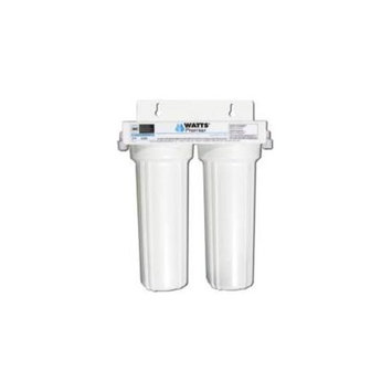 Watts Premier 131100 Two Stage Water Filtration System