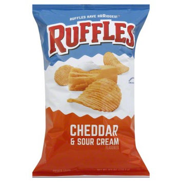 Ruffles® Potato Chips Cheddar & Sour Cream