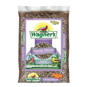 Wagner's Wildlife Food 10 lb. Finches Deluxe Wild Bird Food 62071