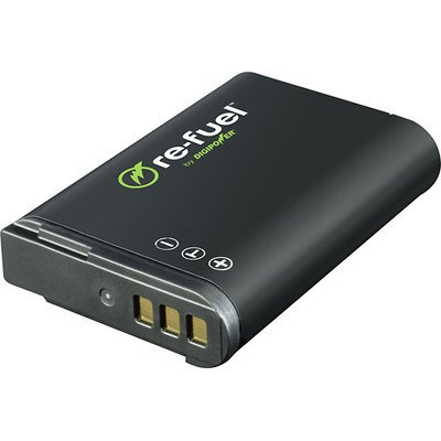 Digi Power Digipower - Rechargeable Lithium-ion Battery - Black
