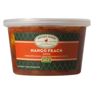 Archer Farms ARCHER FARMS MANGO PEACH SALSA 16OZ