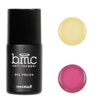 Bundle Monster BMC Color Changing Nail Lacquer Gel Polish - Cancun Collection, Tequila Sunrise