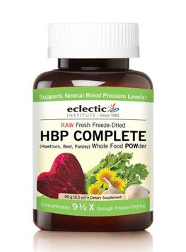 Eclectic Institute - HBP Complete Powder Raw Fresh Freeze-Dried - 90 Grams CLEARANCE PRICED