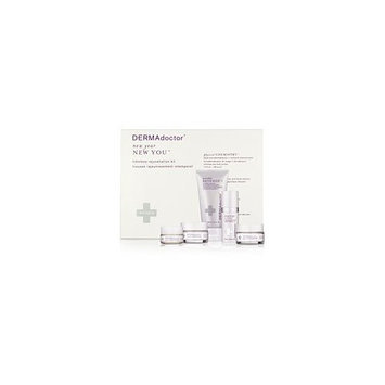 DERMAdoctor New Year New You timeless rejuvenation kit