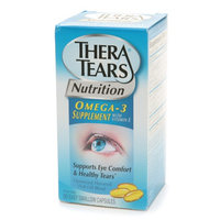 TheraTears Nutrition Omega-3 Supplement with Vitamin E