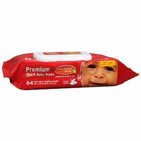 Walgreens Comfort-Smooth Shea Butter Baby Wipes