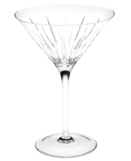 Reed & Barton Barware, Soho Martini Glass
