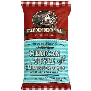 Calhoun Bend Mill Mexican Style Cornbread Mix