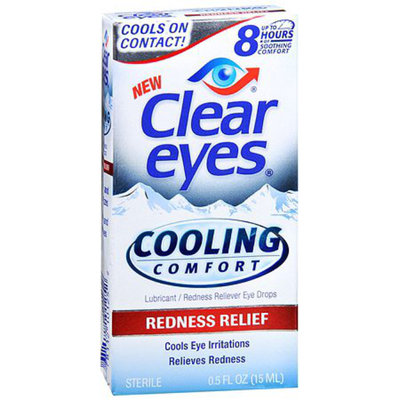 Clear eyes Cooling Comfort