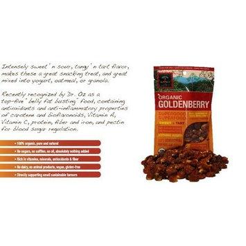 Kopali Organics Organic Dried Fruit Goldenberry 1.8 oz. (Case of 12)