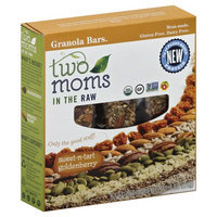 Two Moms In The Raw GRN BAR, OG1, SWTTRT GLDNBR, (Pack of 6)