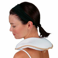 GF Health Graham Field Microwaveable Moist Heat Pad with Microbeads Technology - Neck Wrap