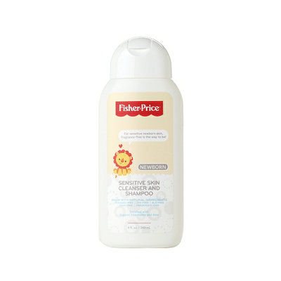 Fisher-Price Sensitive Skin Cleanser & Shampoo