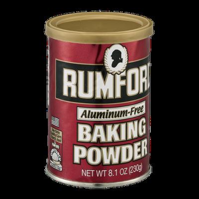 Rumford Baking Powder Aluminum-Free