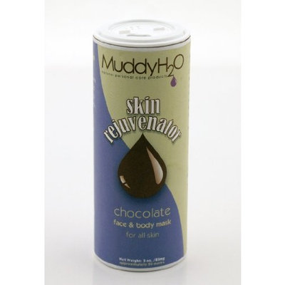 Muddy H2O Chocolate Natural Face & Body Mask for All Skin