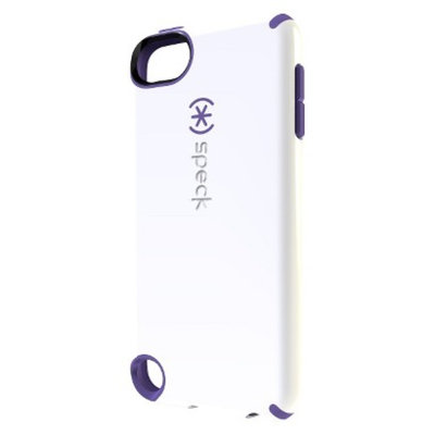 Speck iPod Touch 5th Generation CandyShell - White/Purple (SPK-A1671)