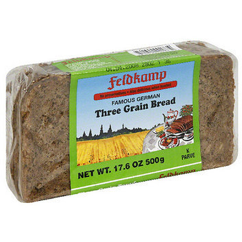 Feldkamp German Three Grain Bread