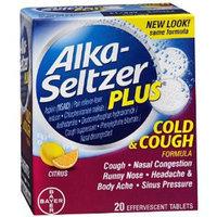 Alka-Seltzer Plus Cold & Cough Medicine